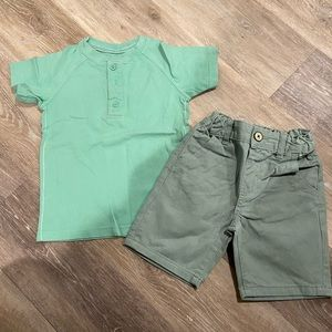 Boys' Summer Outfit